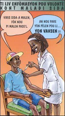 Haiti:Le préservatif : double protection contre les grossesses précoces et le Sida